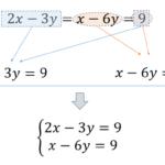 連立方程式3つあるときの計算方法は?例題を使って解き方を解説!